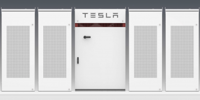 Tesla energy : Not just a car story
